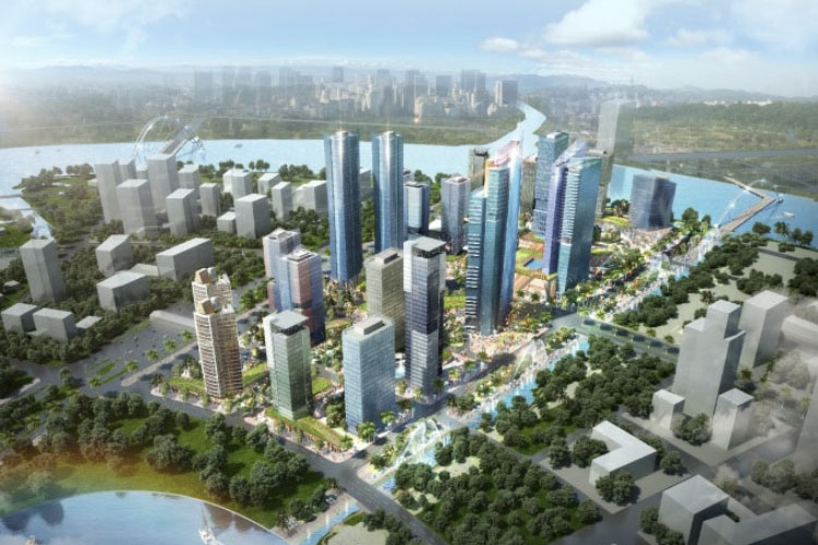 eco smart city du an moi thu thiem